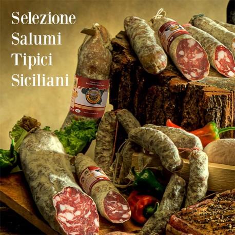 Salumi Tipici Siciliani SICILIA