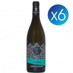 Chardonnay - Tenuta Cuffaro - 6 bottiglie
