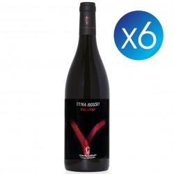 Etna Rosso - Tenuta Cuffaro - 6 bottiglie