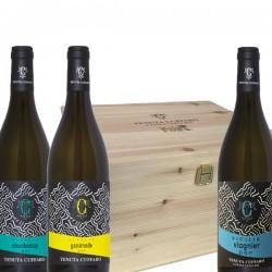 Linea Vini Bianchi - Tenuta Cuffaro - 6 bottiglie