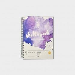 Sketchbook A5 Wet