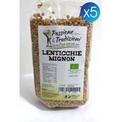 Lenticchie Verdi Mignon Biologiche Passione & Tradizioni