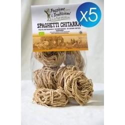 Spaghetti Chitarra semi Integrali di Tumminia Bio Passione & Tradizioni