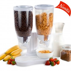 Dispenser Cereali / Muesli Doppio