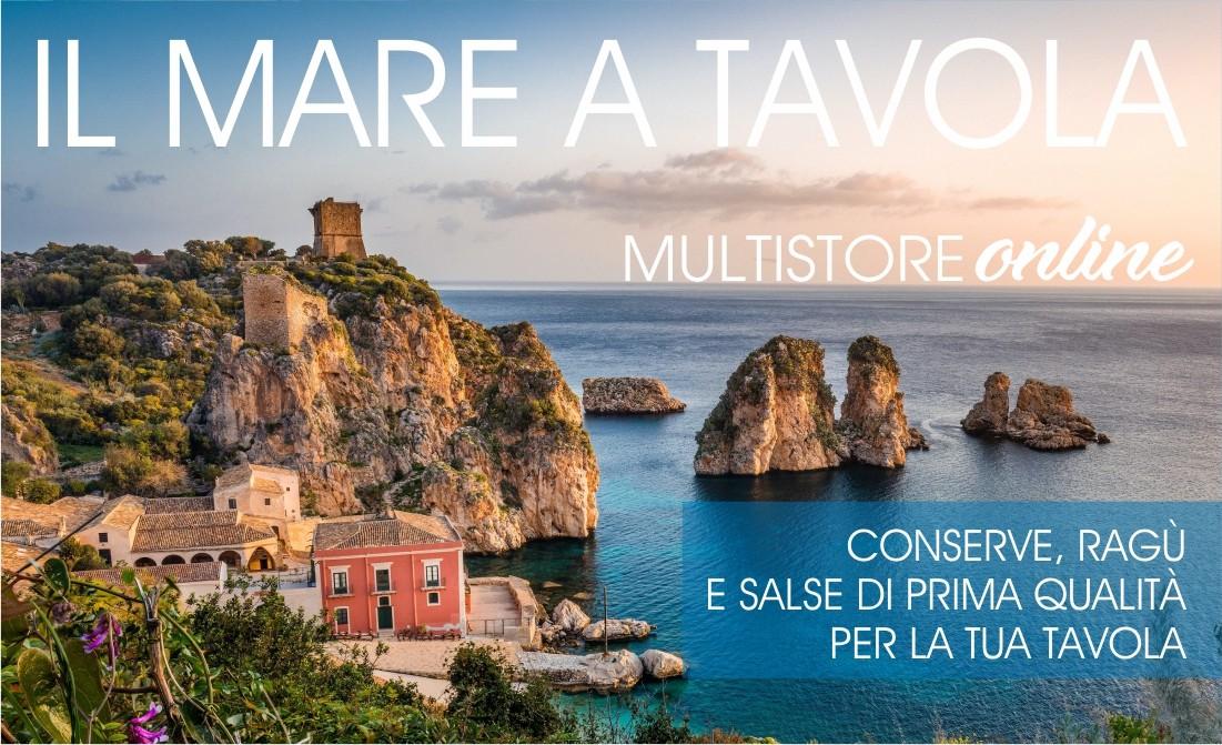 Tutto il buono del mare sulla tua tavola. Abbiamo selezionato le migliori marche artigianali del settore per garantirti prodotti di prima qualità: conserve, ragù e salse dei migliori pesci del Mediterraneo e made in Italy.